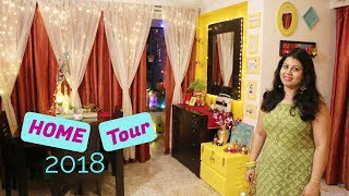 Diwali Home Décor 2018 | Organized Indian House Tour | Kitchen Countertop Ideas | Maitreyees Passion