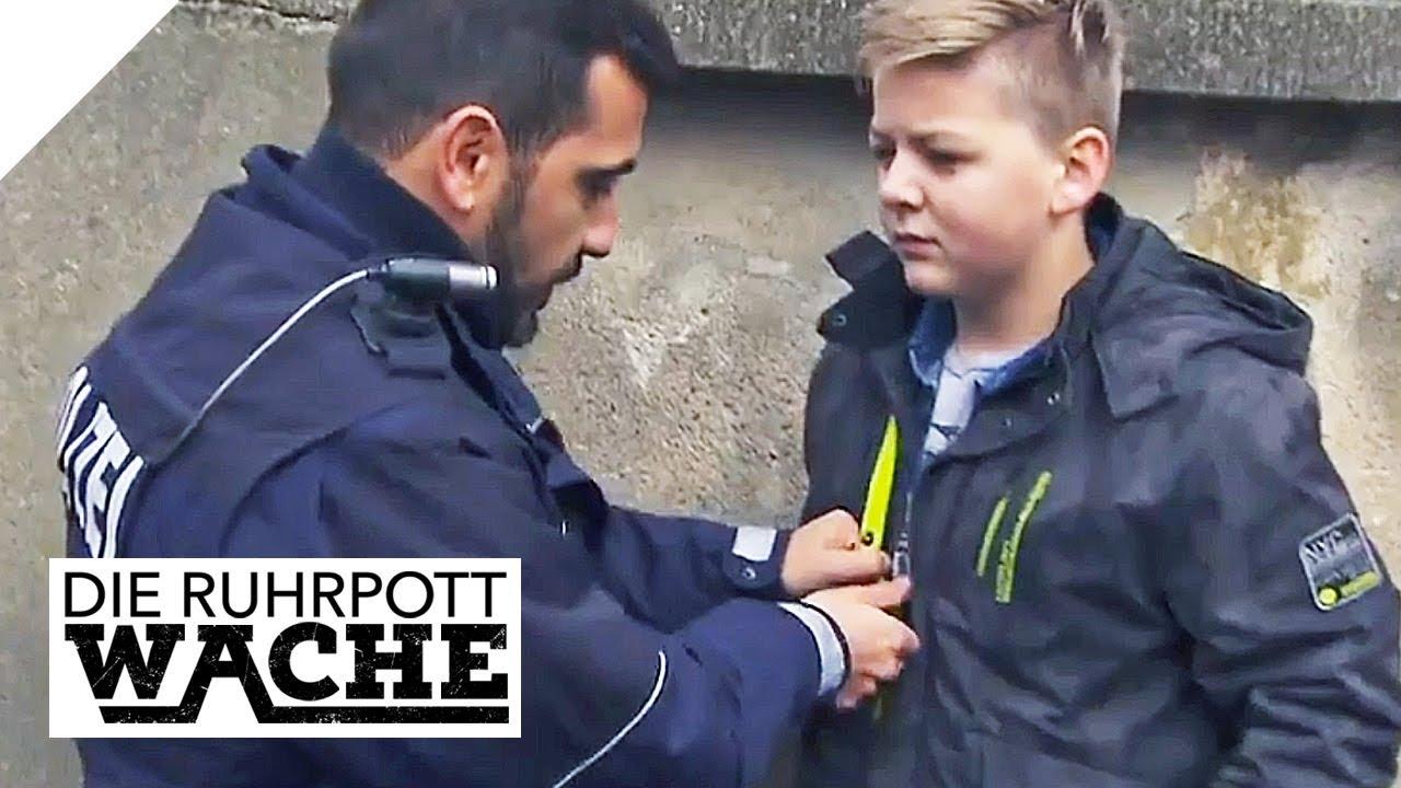 11-jähriger Junge mit Gras erwischt | TEIL 1/2 | Can Yildiz | Die Ruhrpottwache | SAT.1 TV
