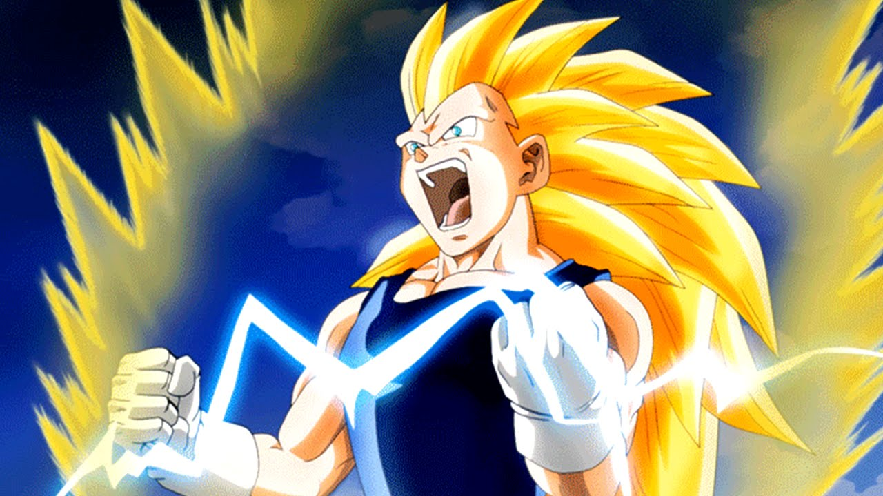 Dragon Ball Z Vegeta Super Saiyan 3 – HD Wallpaper Gallery