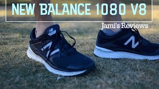 New Balance Fresh Foam 1080 v8 Review 2017