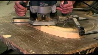 видео Изготовление элитной мебели