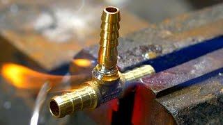 How To Make Custom Brass Fittings