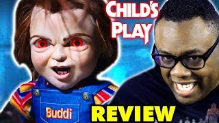 CHILD'S PLAY 2019 - Movie Review & Spoilers