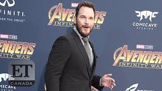 Chris Pratt Says 'Guardians 3' Is Going To Be 'Freaking Amazing'