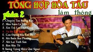 Tổng Hợp Hoà Tấu , guitar bolero , phần 2 , những bản nhạc vàng , của Lâm_Thông