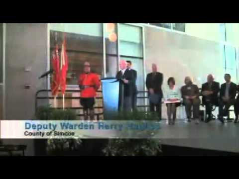 RVH Phase 1 Expansion Celebration - May 17th 2012