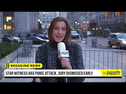 Harvey Weinstein Trial: Accuser Has Panic Attack on the Stand