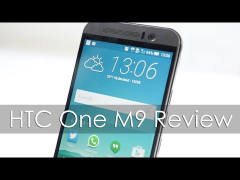 HTC One M9 Review - Should You Upgrade?