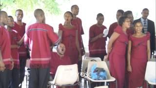 bwana nasikia kwamba umebariki wengi cct udsm sayuni choir