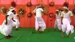 TELUGU christian folk song Vasthunnadu