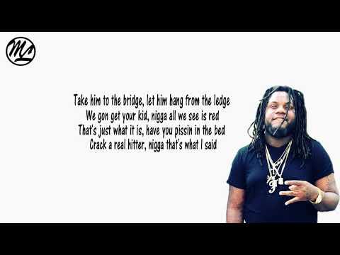 Fat Trel - 1-800-Cal-Trel (Lyrics)