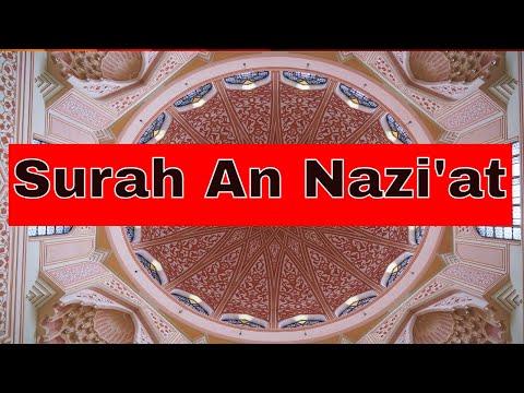 Surah An Naziat