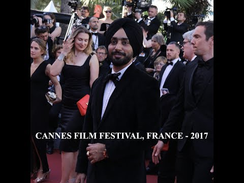 CANNES FILM FESTIVAL, FRANCE- 2017 - THE BLACK PRINCE - SATINDER SARTAAJ