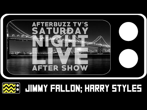 Saturday Night Live   Jimmy Fallon; Harry Styles   Review & After Show   AfterBuzz TV
