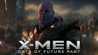 Avengers: Endgame (X-Men Days Of Future Past Trailer 2 Style)