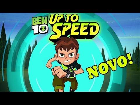 Novo jogo do BEN 10 para android Online