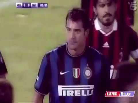 Ignazio Abate AC Milan 2013 Skills/Tackles!