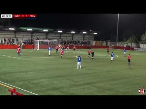 Hyde FC United Goals And Highlights