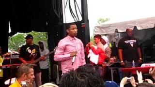 NERD- Sooner or Later @ Rutgersfest 2009 LIVE!