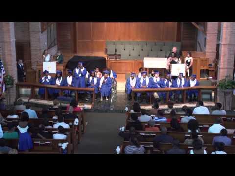 EBR Arlington Preparatory Academy 2015 Graduation