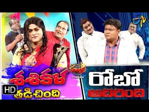 Extra Jabardasth  18th October 2019    Full Episode   Sudheer, Chandra, Bhaskar  ETV Telugu