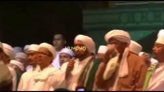 HABIB RIZIEQ & HABIB SYECH - LAGU INDONESIA RAYA