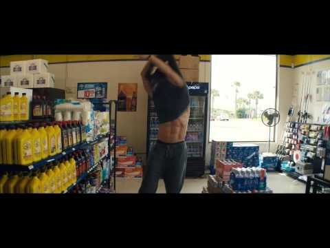 Magic mike xxl gas station scene HQ