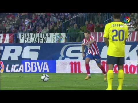 Highlights Atlético de Madrid vs FC Barcelona (2-1) 2009/2010