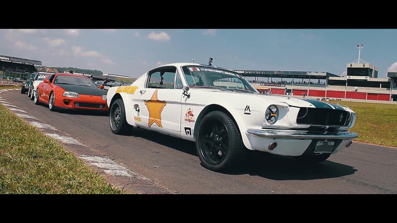 Drift mustang fastback 1965 joão barion