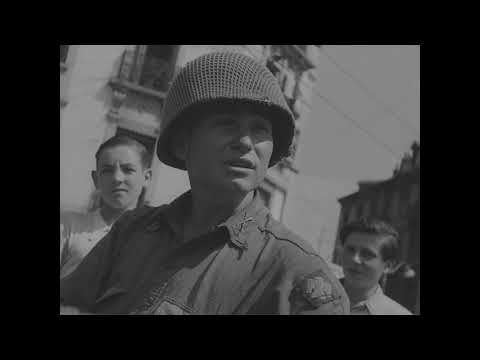 Invasion of Southern France: US Army Advance; FFI, German Surrender (August 21-24, 1944)