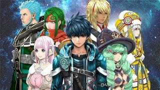 Star Ocean : Integrity and Faithlessness - Jump Festa trailer