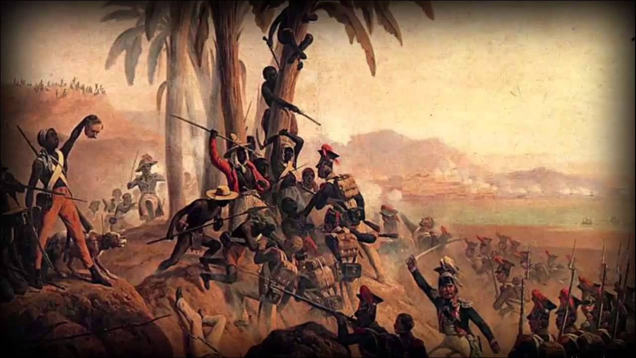 american vs hatian revolution Get an answer for 'compare and contrast the french and haitian revolutions immediate and long range causes and impact the haitian revolution was inspired by the principles of liberty and the enlightenment that also how do the american, french, and haitian revolutions reflect ideas.
