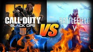 BATTELFIELD 5 VS CALL OF DUTY BLACK OPS 4/\ЧТО НУЖНО БРАТЬ???