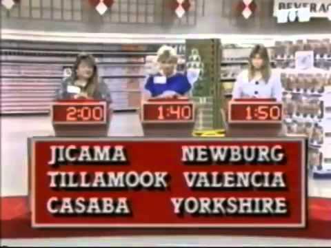 Supermarket Sweep of Champions - (Day 4) Sally & Diane vs. Lauren & Wendy vs. Stacy & Robbie (1991)