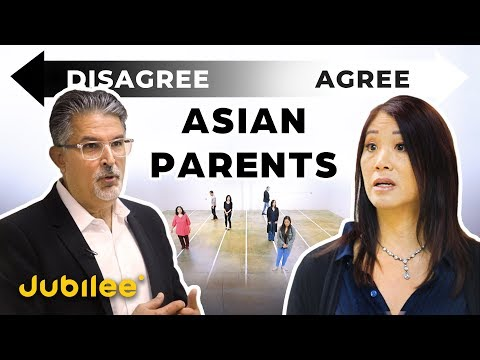 Do All Asian American Parents Think The Same?