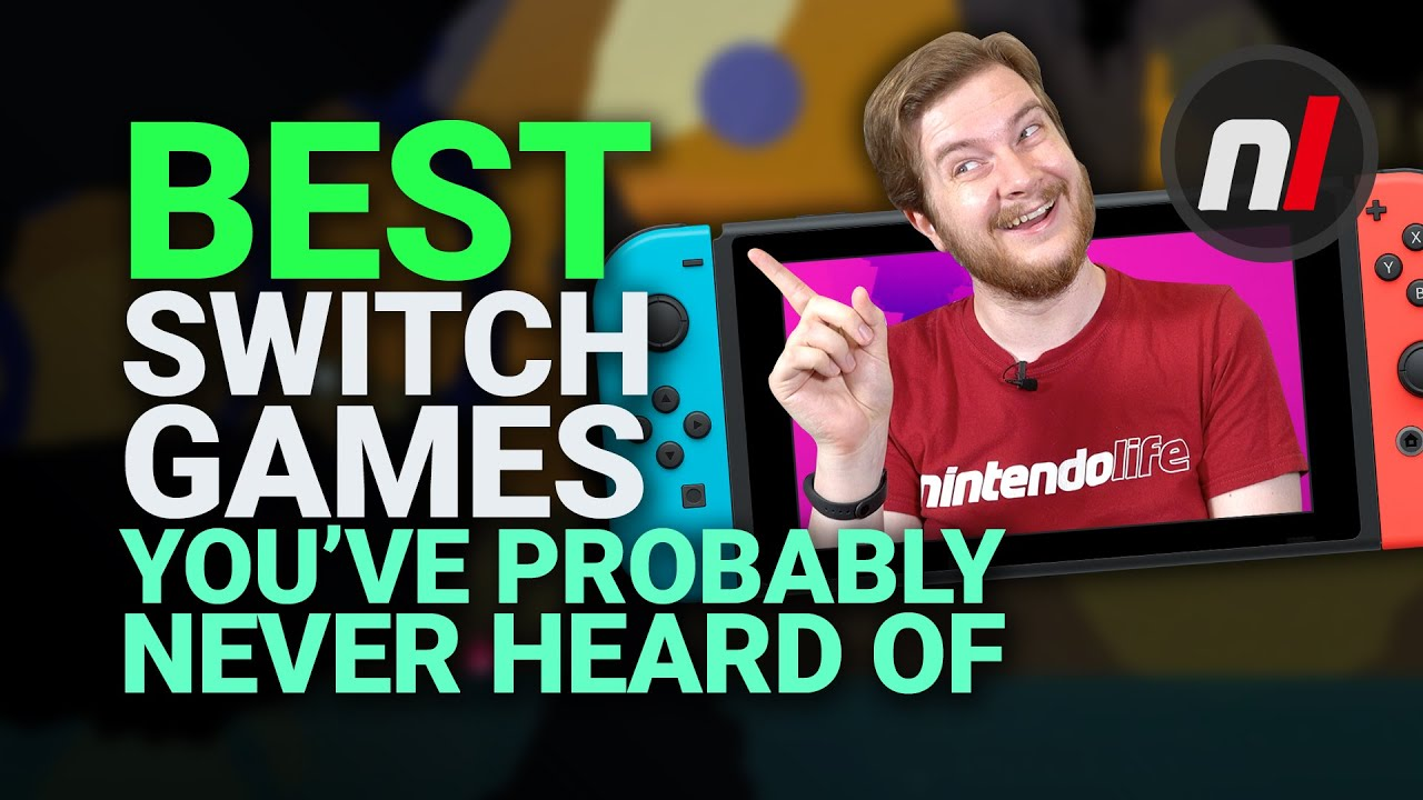 Best Switch Games You've Probably Never Heard Of (Maybe) - Nintendo Life