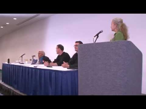 Raw Food Panel at NEWLIFE Expo, Fort Lauderdale, Florida 2014