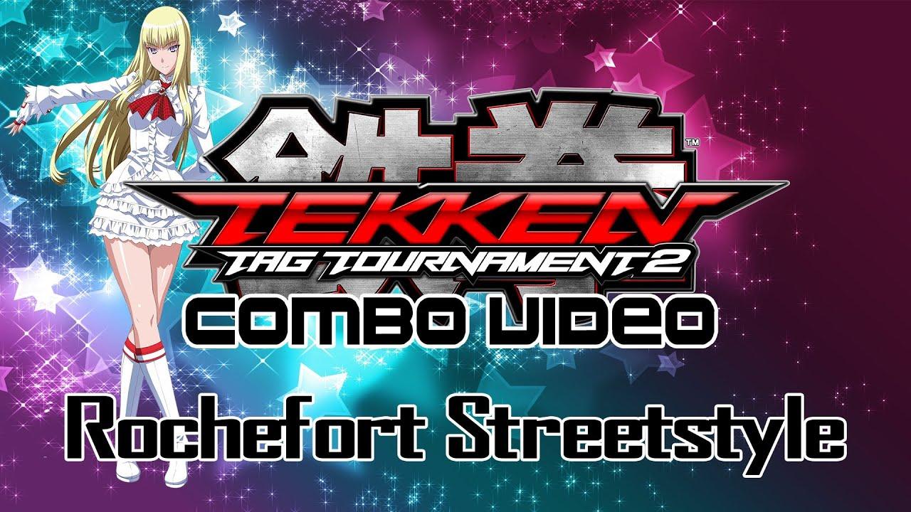 「Tekken Tag Tournament 2」 - Lili Combo Video - ☆Rochefort ...
