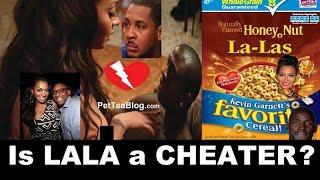 LaLa CHEATED on Carmelo Anthony too with Maino, Kevin Garnett, Etc? 🐸☕️ HONEY NUT CHEERIOS
