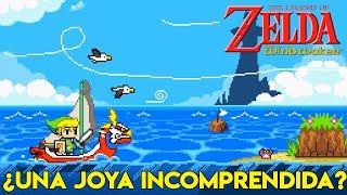 Zelda Wind Waker: ¿Una Joya Incomprendida? - Crónicas de Pepe el Mago