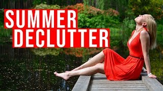 5 Things To Declutter This Summer » Minimalist Living » Living On Less & Saving More