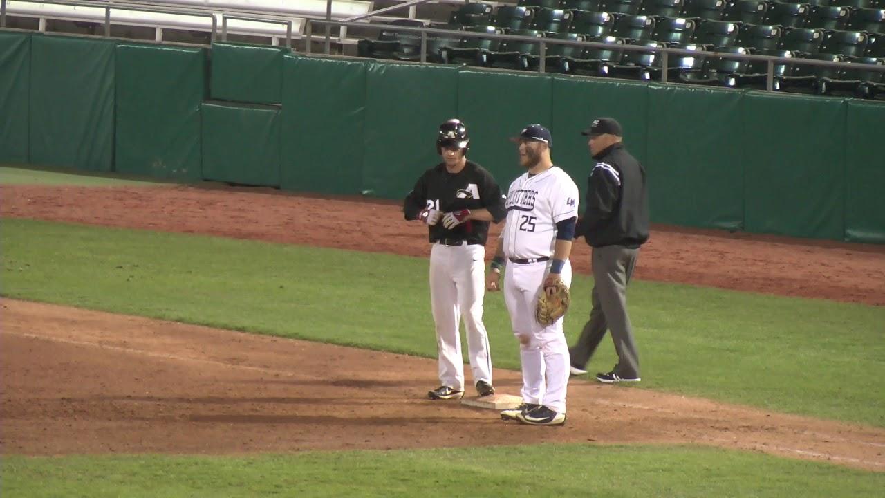 2018 SAC Baseball Tournament: Anderson v. Lincoln Memorial ...