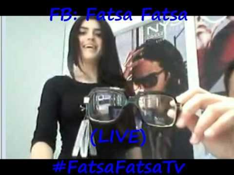 FatsaFatsaTv and Relife Live At Ledras (06) Kim Nicolaou