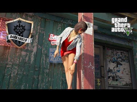 GTA 5 Roleplay - Darkshield - #26 - On The Run.