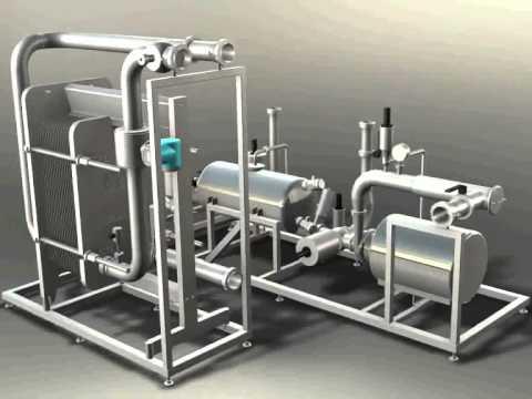 SPX FLOW - APV - Milk Reception System, 360 Degree Product Tour