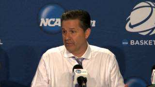 Kentucky Sweet 16 post-game press conference