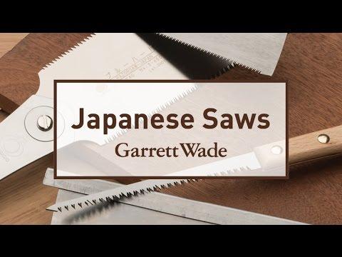 Japanese Set Of 4 Saws