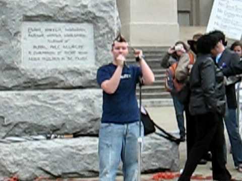 Atlanta Rally For Gay Marriage Equality