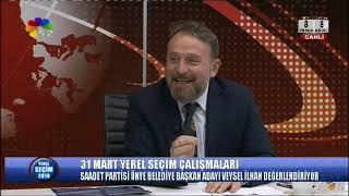 23/03/2019 YEREL SEÇİM 2019 - VEYSEL İLHAN / SAADET PARTİSİ ÜNYE BLD.BŞK.ADAYI
