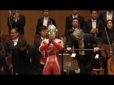 Ultra Seven Music Concert - Toru Fuyuki